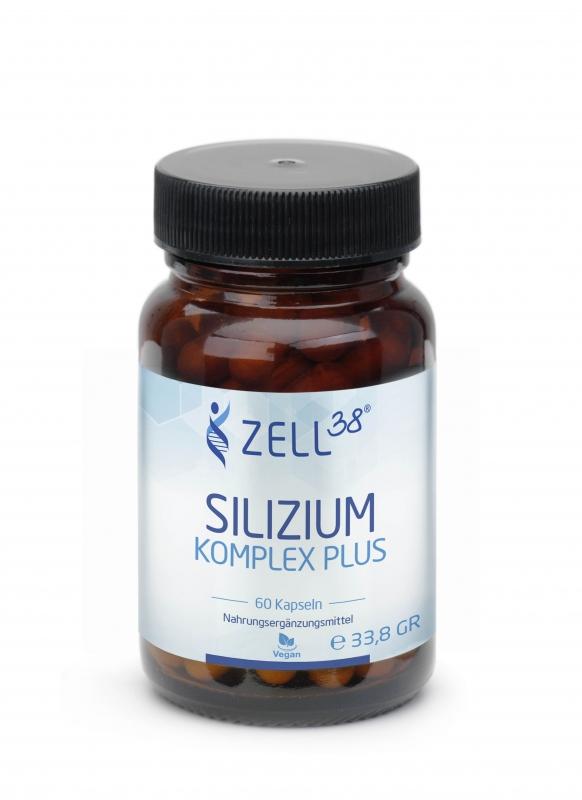 Zell38 Silizium Komplex Plus
