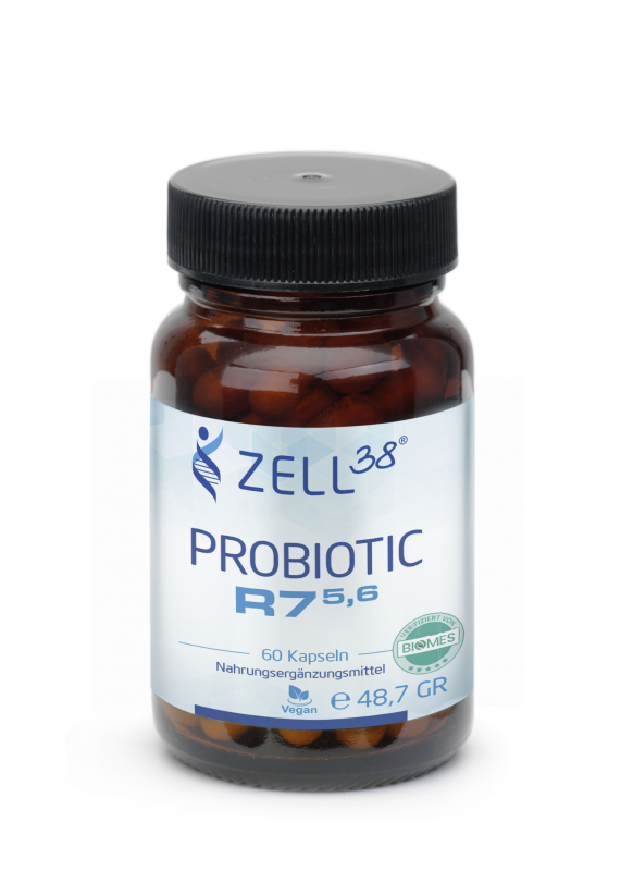Zell38 Probiotic R7 - 2 Monats-Packung