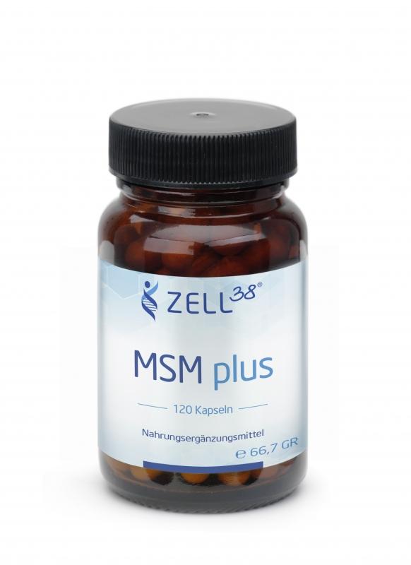 Zell38 MSM Plus
